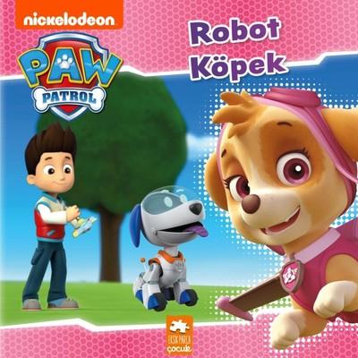 Robot Köpek-Paw Patrol