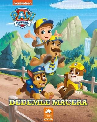 Dedemle Macera-Paw Patrol