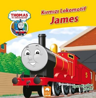 Thomas ve Arkadaşları-Kırmızı Lokomotif James