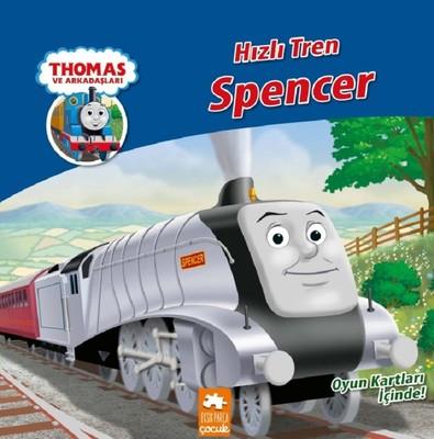 Thomas ve Arkadaşları-Hızlı Tren Spencer