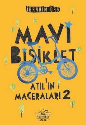 Mavi Bisiklet-Atıl'ın Maceraları 2