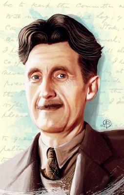 George Orwell Yumuşak Kapaklı Defter - Aylak Adam Hobi