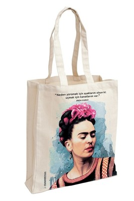 Frida 2 Aforizma Bez Çanta - Aylak Adam Hobi