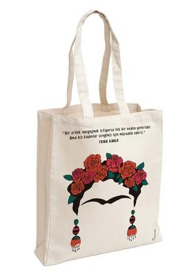 Frida 4 Aforizma Bez Çanta - Aylak Adam Hobi