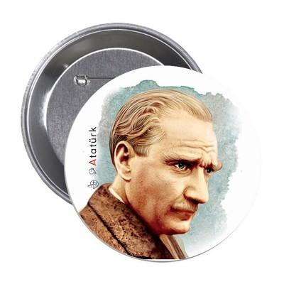Aylak Adam Hobi-M.Kemal Atatürk 3 Rozet