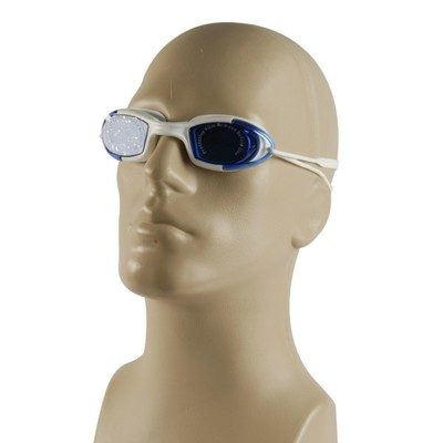 Dunlop Gözlük Yüzücü (2540)  2551-3 White/Blue/ White Dunlop