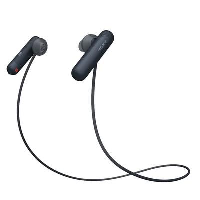 Sony Kablosuz Kulakiçi Kulaklık Siyah WI SP500
