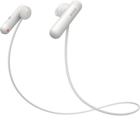 Sony Kablosuz Kulakiçi Kulaklık Beyaz WI SP500