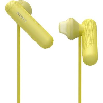 Sony Kablosuz Kulakiçi Kulaklık Sarı WI SP500