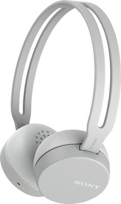 Sony Kablosuz Kulaküstü Kulaklık Gri WHCH400