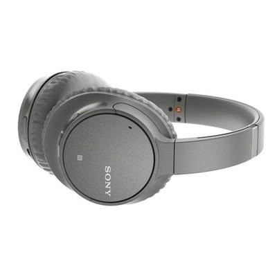 Sony Kablosuz Kulaküstü Kulaklık Gri WHCH700N