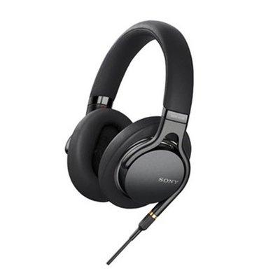 Sony Kulaküstü Kulaklık Siyah MDR1AM2