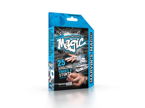 Marvin's Magic  Zihin Karıştıran 25 Hile  Sihirbazlık Seti