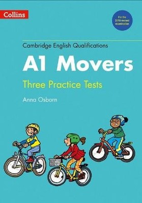 Cambridge English Q. Practice Tests for A1 Movers -New Edition