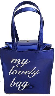 My Lovely Bag Saks Mavi