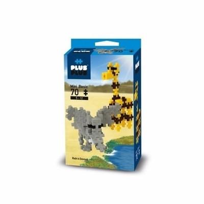 PlusPlus 70 Parça Mini Basic Safari
