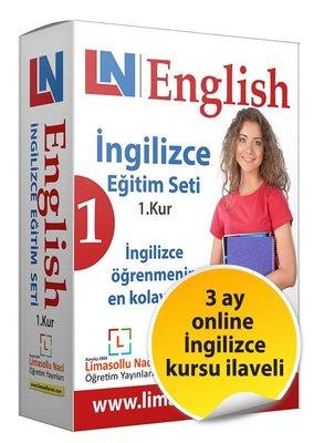 İngilizce Eğitim Seti 1. Kur + 3 Ay Online İngilizce Kursu