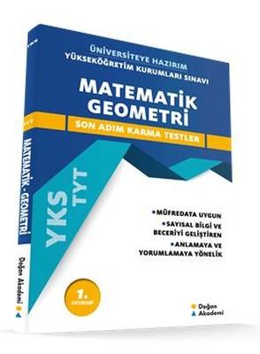YKS-TYT Matematik Geometri Son Adım Karma Testler