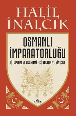 Osmanlı İmparatorluğu 2 Cilt Takım-Kutulu