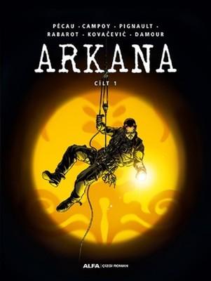 Arkana-Cilt 1