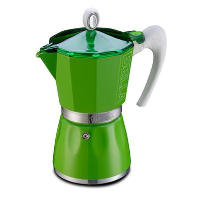 Gat Bella Espresso Makinası  Yeşil