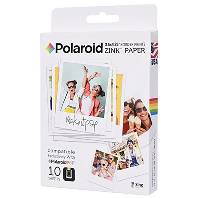 Polaroid ZINK Zero Fotoğraf Kağıdı POLZL3X410