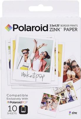 Polaroid ZINK Zero Fotoğraf Kağıdı