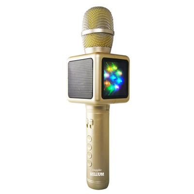 Doppler Hellium Mikrofon