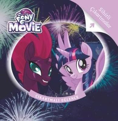 My Little Pony-Çıkartmalı Eğlence