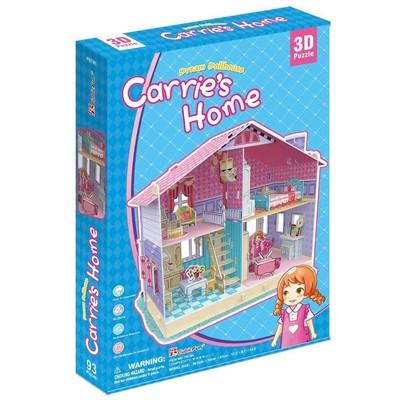 CubicFun-3D Puz.Carrie'nin Rüya Oyuncak Evi