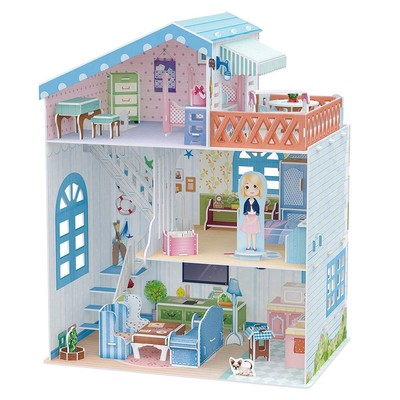 CubicFun 3D Puzzle Sahil Evi