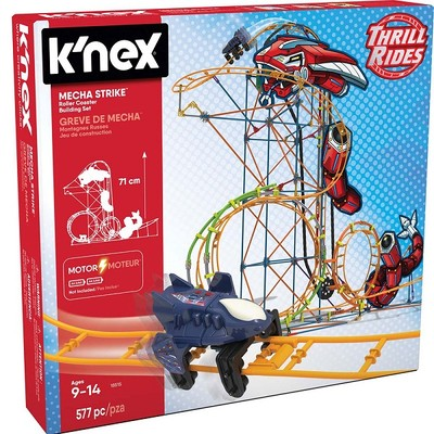 K'nex-Mecha Strike Motorlu