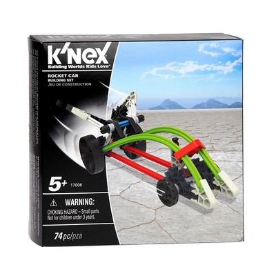 K'nex-Rocket Car