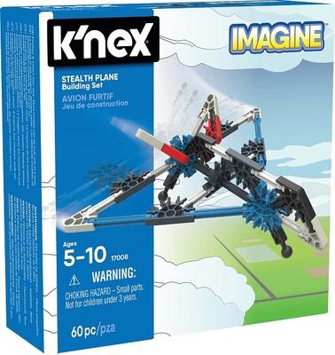 K'nex-Stealth Plane