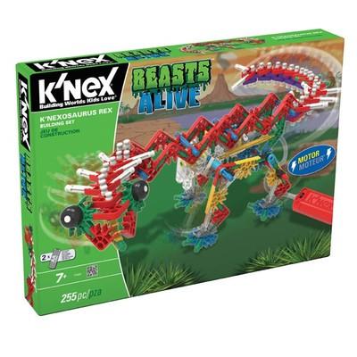 K'nex-Osaurus Rex Yapım Seti Motorlu