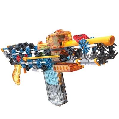K'nex Flash Fire Blaster Motorlu Set