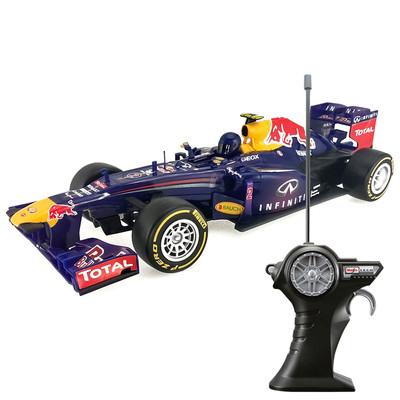 Maisto-1/18 F-1 Infiniti Red Bull Racing RB9 R/C Sebastian Vettel & Mark Webber 81084