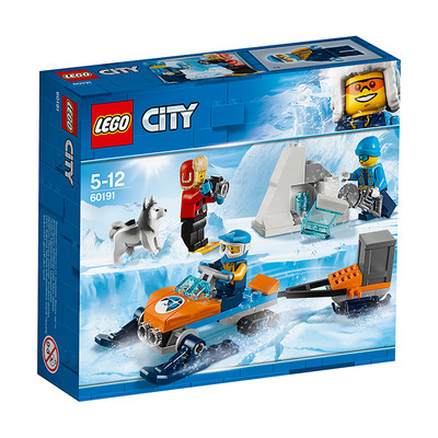 Lego-City Arctic Exploration Team 60191