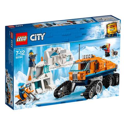 Lego-City Arctic Scout Truck 60194