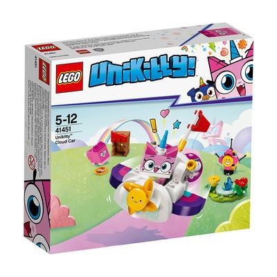 Lego Unikitty Cloud Car 41451