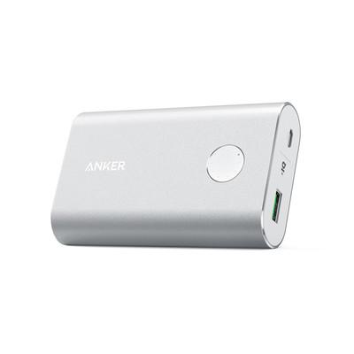 Anker PowerCore+ 10050 mAh Quick Charge 3.0 Taşınabilir Şarj Cihazı