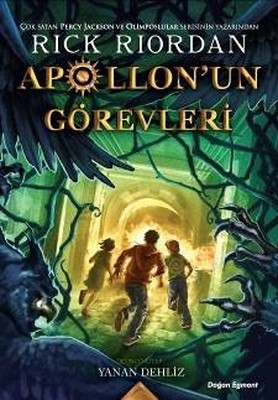 Apollonun Görevleri 3-Yanan Dehliz