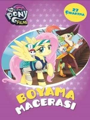 My Little Pony Filmi-Boyama Macerası