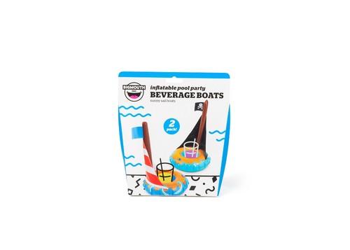 Bigmouth-Şişme Sail Boat içecek Botu