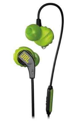 JBL Endurance Run Sarı Kulak İçi Kulaklık