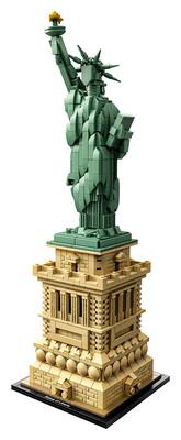 Lego Architecture 21042 Özgürlük Heykeli Yapım Seti