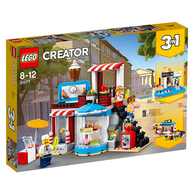 Lego-Creator Modular Sweet Surprises 31077
