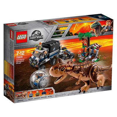 Lego J.World Carnotaurus Jirosfer Kaçışı 75929