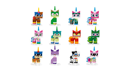 Lego Figür Unikitty Collectibles 41775
