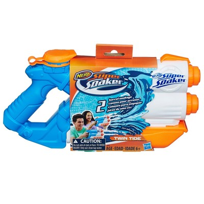 Nerf-S.Soaker Twin Tide E0024